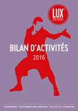 Bilan d'activités 2016