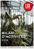 Bilan d'activités 2019